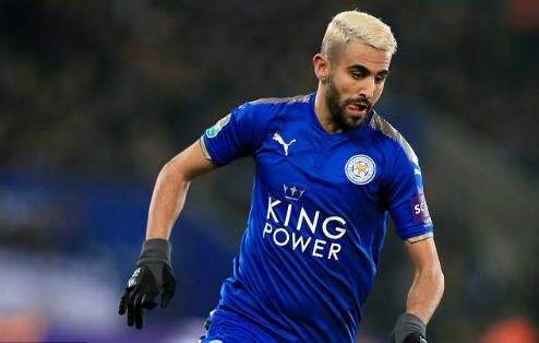 Mahrez là phương án bổ sung hàng công của Man City sau khi thất bại trong thương vụ Alexis Sanchez. Ảnh:ES.