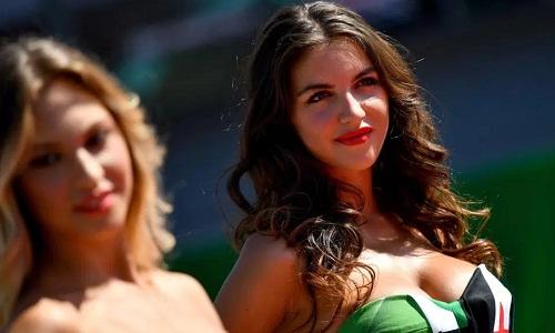 Những người mẫu nữ sẽ không còn xuất hiện trên đường đua F1 từ mùa giải 2018