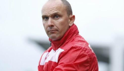 Gary Issott đã có 15 năm làm việc tại CLB Crystal Palace. Ảnh:REX.