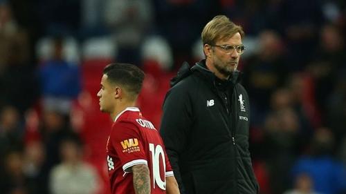 Liverpool đã thi đấu không tốt sau khi bán Coutinho. Ảnh: Reuters.