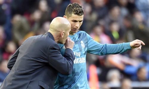 Zidane: 'Real luôn có thể đòi hỏi nhiều hơn ở Ronaldo'
