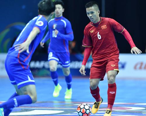 Futsal Việt Nam được chờ đợi tái lập lỳ tích lọt vào bán kết giải châu Á.