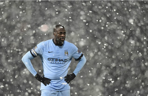 Mùa đông sẽ không còn là nỗi ám ảnh với các cầu thủ ở Ngoại hạng Anh. Ảnh:Reuters.