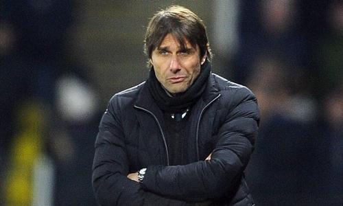 Conte có thể bị sa thải vì trận thua Watford. Ảnh: Reuters.