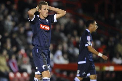 Harry Kane trong màu áo đội trẻ Tottenham. Ảnh: PA.