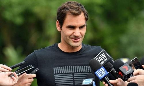 Federer muốn đòi lại ngôi số một thế giới. Ảnh: AFP.