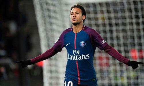 Neymar có tiềm năng trở thành chủ nhân mới của giải Quả Bóng Vàng. Ảnh: Reuters