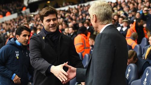 Tottenham đang nhỉnh hơn Arsenal trong các trận derby Bắc London. Ảnh: Reuters.