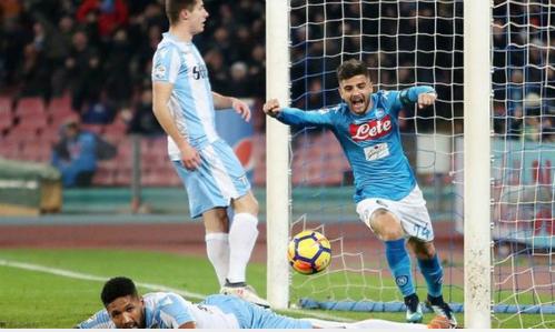 Napoli trên đường giành Scudetto đầu tiên sau 28 năm.