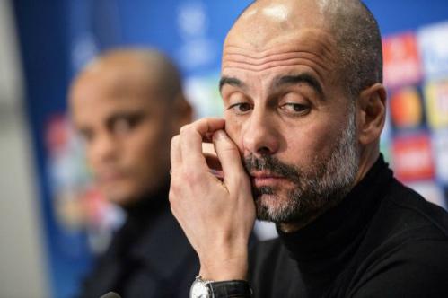 Guardiola bị cáo buộc cố tình nói quá về tình trạng chấn thương. Ảnh:AFP.