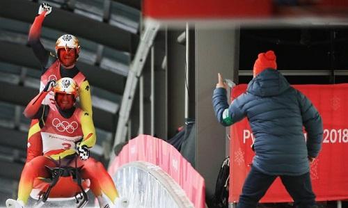 Đức giành hai HC vàng, củng cố ngôi đầu ở Olympic mùa đông