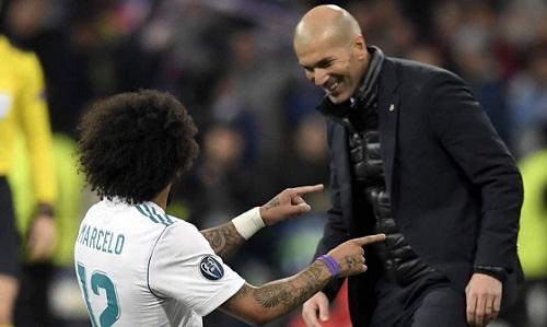Zidane: 'Real không nên quá tự tin dù thắng 3-1'