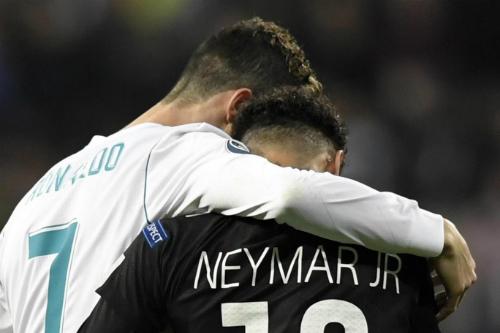 Neymar có một ngày thi đấu nhạt nhoà, khi trở lại Tây Ban Nha và đối đầu kình địch cũ. Ảnh: Reuters.
