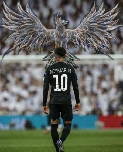 Bố của Neymar ví con trai như phượng hoàng