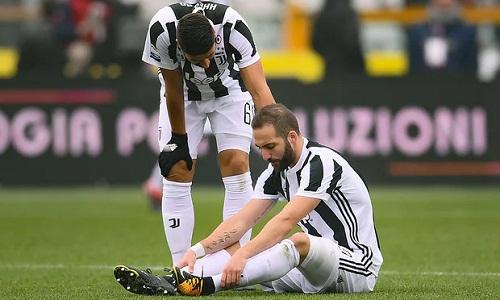 Juventus gặp hoạ khi thắng trận derby thành Turin