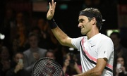 Federer mừng lên số một bằng chức vô địch Rotterdam Mở rộng