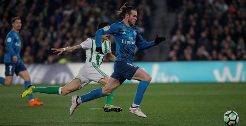 Báo Tây Ban Nha: Man Utd và Tottenham tranh mua Bale
