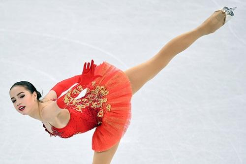 Zagitova được xem là chủ lực của đội trượt băng nghệ thuật Nga hiện nay. Ảnh: RT.