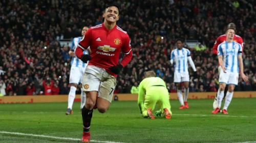 Man Utd kỳ vọng rất nhiều vào Sanchez ở sân chơi Champions League. Ảnh:Reuters.