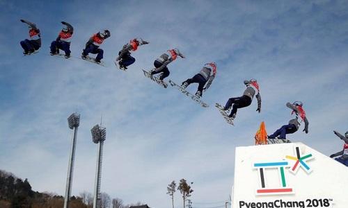 Những khoảnh khắc ấn tượng tại Olympic mùa đông 2018