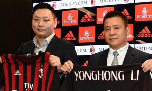 Ông chủ AC Milan bác tin bị phá sản