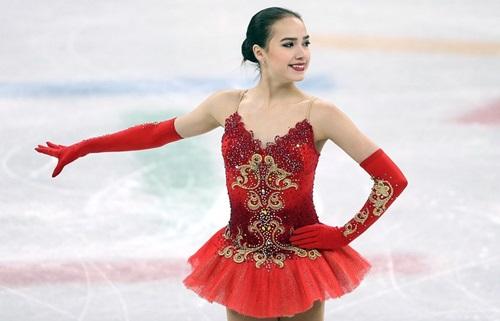 Zagitova khao khát có tấm HC vàng Olympic đầu tiên trong sự nghiệp. Ảnh: RT.