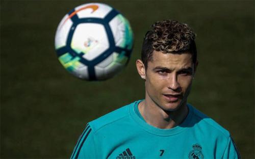 Ronaldo sẽ vắng mặt khi Real làm khách trên sân của Leganes. Ảnh: Marca