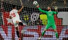 De Gea chơi xuất thần, Man Utd cầm hòa Sevilla