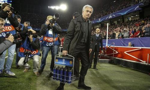 Báo Tây Ban Nha chê Mourinho không quyết tâm chiến thắng