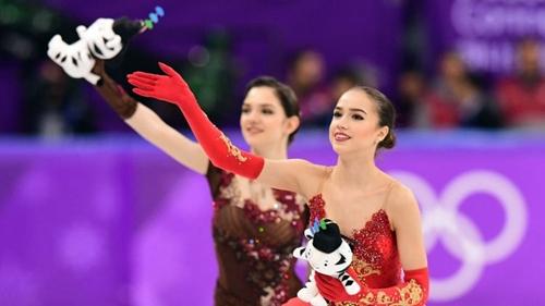 Nga giành HC vàng đầu tiên tại Olympic mùa đông 2018