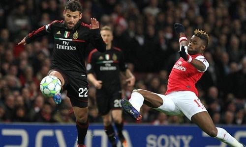 Arsenal chạm trán AC Milan ở vòng 1/8 Europa League