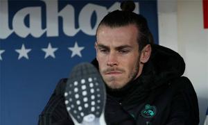 Bale trở thành người thừa trên băng ghế dự bị Real Madrid