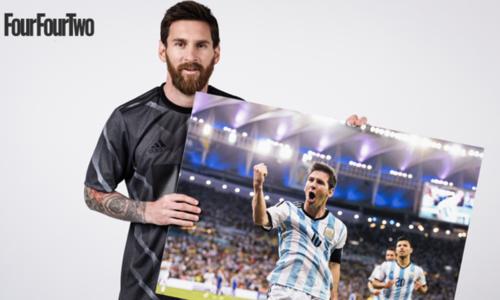14 khoảnh khắc đặc biệt trong sự nghiệp do Messi tự chọn