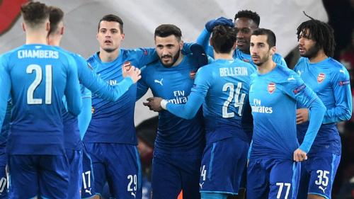 Arsenal trải qua trận đấu không dễ dàng dù có nhiều lợi thế.