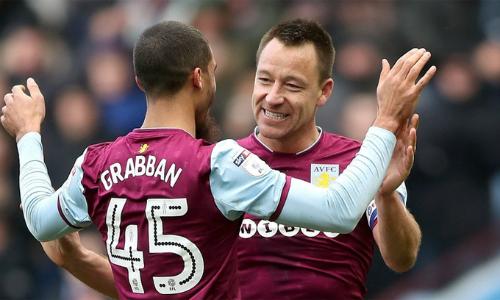 Tài năng của Bruce kết hợp với kinh nghiệm và cảm hứng từ John Terry đang giúp Aston Villa thắp sáng hy vọng trở lại Ngoại hạng Anh. Ảnh: Express & Star.