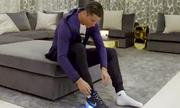 Ronaldo có bàn chân nhỏ hơn nhiều so với cơ thể