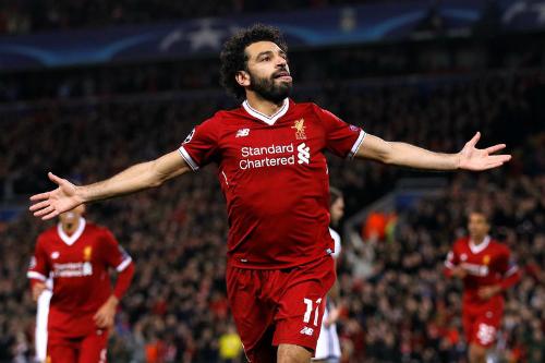 Salah: 'Giấc mơ của tôi là cùng Liverpool vô địch Ngoại hạng Anh'