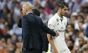 Zidane phản bác quan điểm về những trận đấu nhỏ của Morata