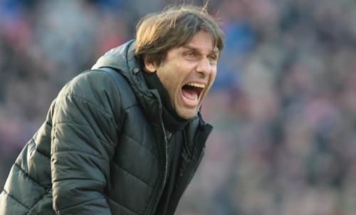 Conte dẫn dắt Italy giai đoạn 2014-2016. Ảnh:AFP.