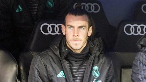 Gareth Bale không còn được giữ được suất đá chính trong đội hình Real. Ảnh: Reuters.