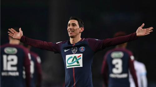Di Maria đạt phong độ cao với 12 bàn kể từ tháng 1/2018. Ảnh: AFP.