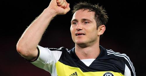Lampard tự tin vào khả năng của đôi bóng cũ. Ảnh: Reuters.