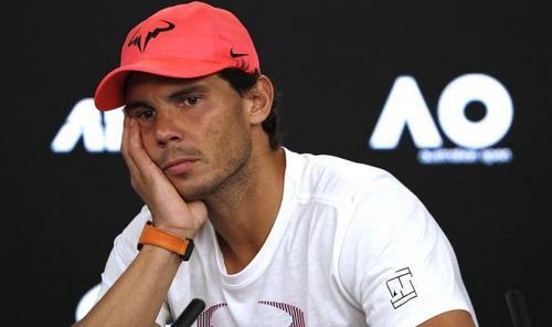 Nadal đã không thi đấu kể từ Australia Mở rộng 2018. Ảnh: Reuters.