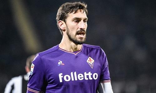 Astori dừng lại ở27 trận cho Fiorentina mùa này. Ảnh: NUR.