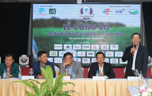 VGA Union Cup 2018 hứa hẹn sôi động, hấp dẫn và kịch tính khi quy tụ những golferhàng đầu. Ảnh:Đức Đồng.