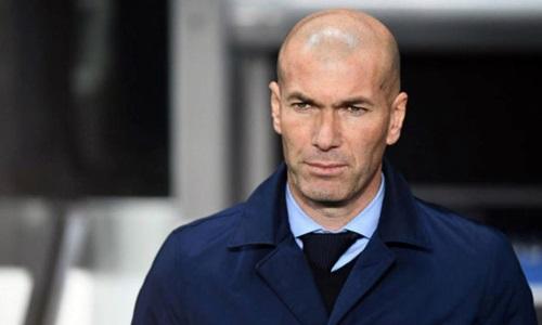 Zidane tự tin hướng đến phần còn lại của mùa giải. Ảnh: AFP.
