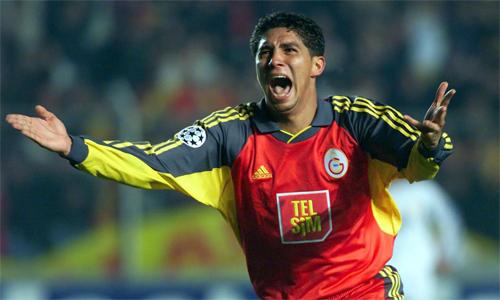 Mario Jardel là ngôi sao bóng đá có con số trong phí chuyển nhượng lớn nhất. Ảnh: AFP.