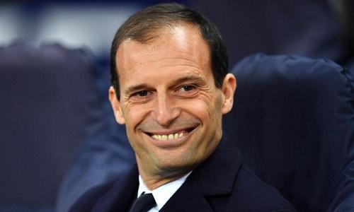 Khả năng đọc trận đấu tài tình của Allegri giúp Juventus vượt quakhó khăn. Ảnh: AFP.
