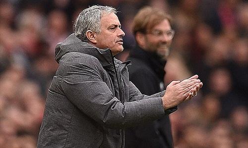Mourinho giúp Man Utd giành 20 chiến thắng sau 30 vòng của mùa giải năm nay. Ảnh: AFP.