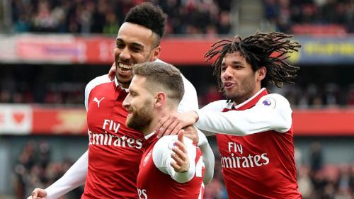 Sau ba trận toàn thua, Arsenal đã tìm lại được con đường chiến thắng ở Ngoại hạng Anh.